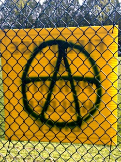 Cause every neighbourhood needs a little anarchy