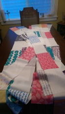 Started a new quilt.