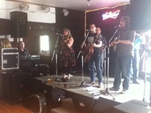 Played this fun little show in Cumberland.