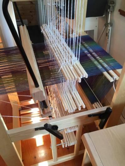 Post #3077: Warning, nerdy weaving post ahead  – Red Cedar